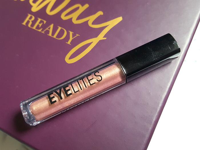 Unboxing: lookfantastic Beauty Box Februar - MODEL CO - Eyelites St. Barths Metallic Eyeshadow - 1.9g