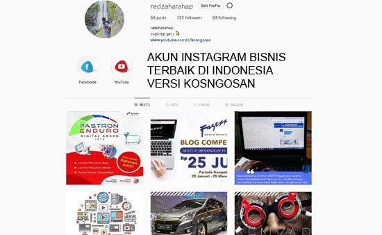 instagram pendidikan