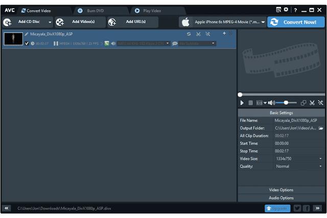 Cara Convert Video 4K ke Semua Format dengan Mudah - Any Video Converter