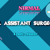 Nirmal Civil Assistant Surgeon/CAS Recruitment Results 2017 of DMHO