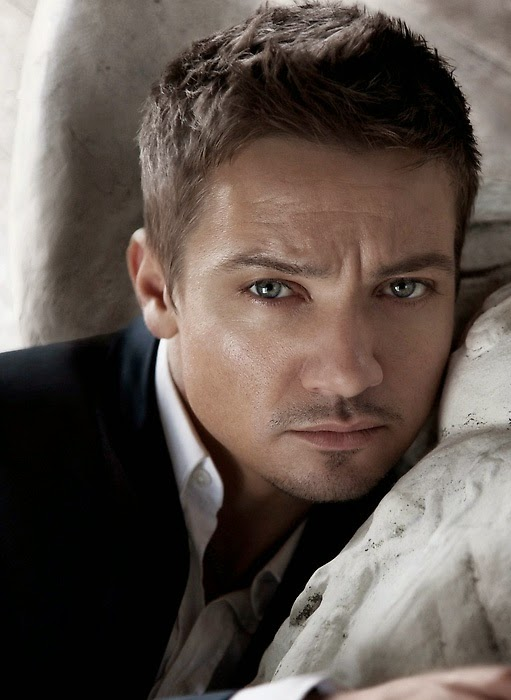 MOST BEAUTIFUL MEN: JEREMY RENNER