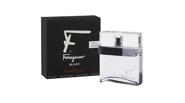 Salvatore Ferragamo F Black