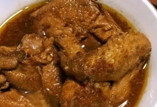 Resep Semur Ayam Kecap Praktis