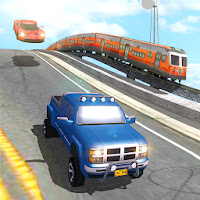 Train Vs Car Racing 2 Player Apk free Game for Android