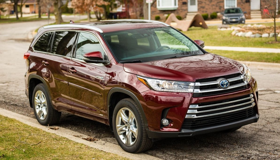 2017 toyota highlander gas tank size release date redesign changes rumors colors touring. Black Bedroom Furniture Sets. Home Design Ideas