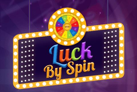 Cara mendapatkan Dollar dari aplikasi Luck By Spin