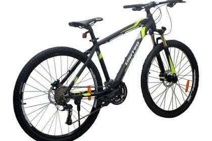 Update Harga Sepeda Gunung United Terbaru 2020
