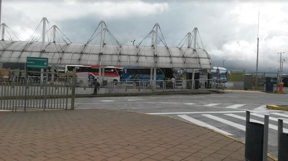 Terminal Terrestre Quitumbe
