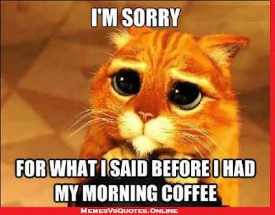 Friday Coffee meme