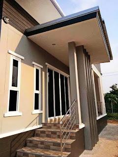 Rumah Sederhana Ukuran 109 Meter Persegi Desain Lengkap Model Terbaru
