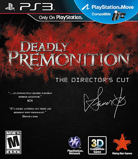 Deadly Premonition The Director's Cut PS3 Torrent