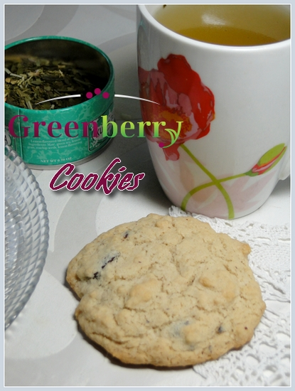 Cookies Greenberry