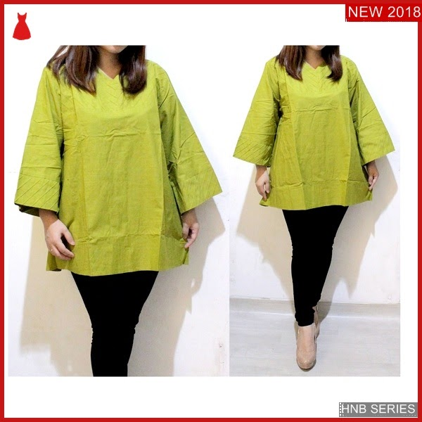 HNB244 Model Hazel Peplum Dress Brokat Ukuran Besar BMG Shop