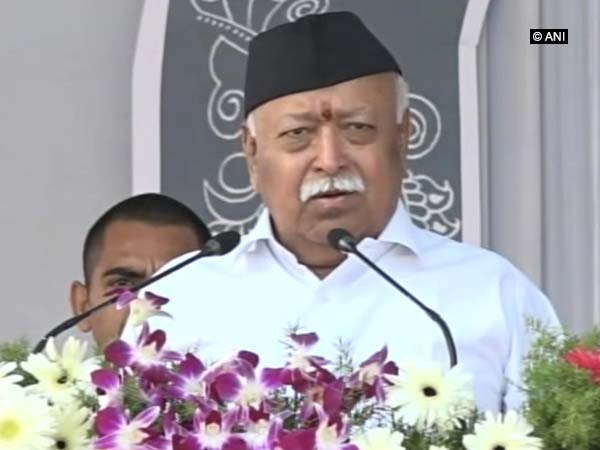 (RSS) chief Mohan Bhagwat