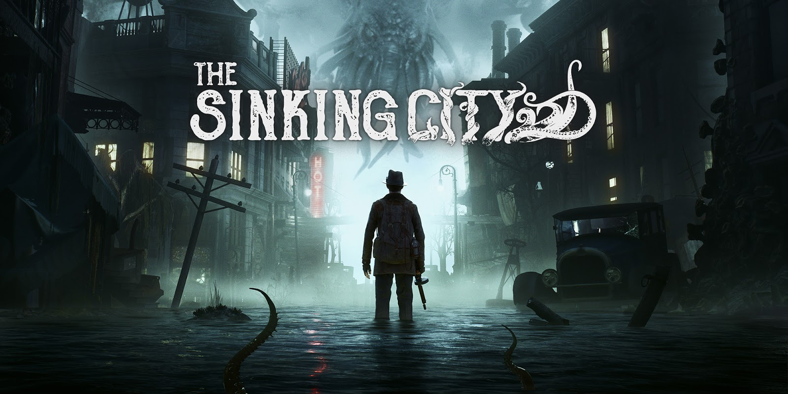 Horror And Zombie Film Reviews Movie Reviews Horror Videogame Reviews The Sinking City 2019 Horror Video Game Review Ps4