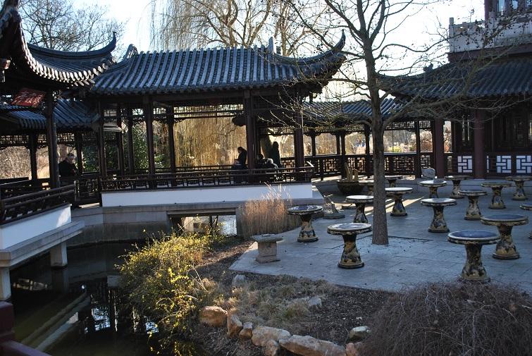 Asiatischer Garten Luisenpark Mannheim