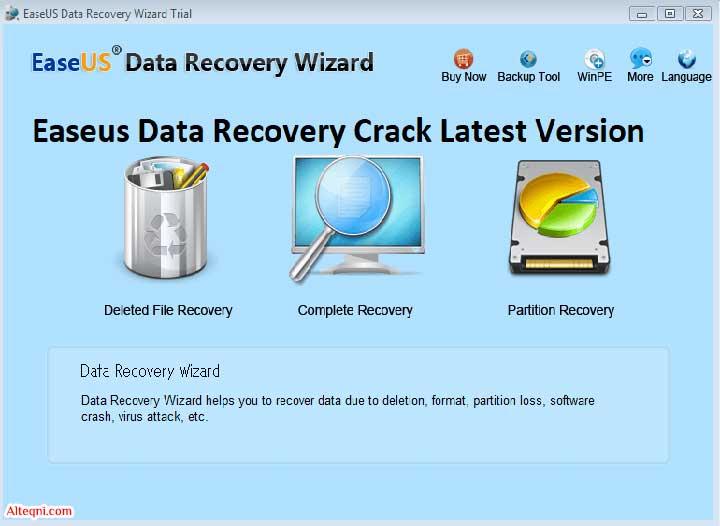 برنامج استعادة البيانات ايزيس بورتابل