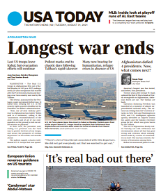 Read Online USA Today Magazine 31 August 2021 Hear And More USA Today News And USA Today Magazine Pdf Download On Website.