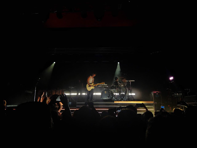 Royal Blood, Warszawa, Palladium, 26.07.2019