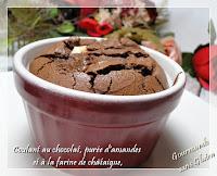 http://gourmandesansgluten.blogspot.fr/2016/11/coulant-au-chocolat-puree-damandes-et.html