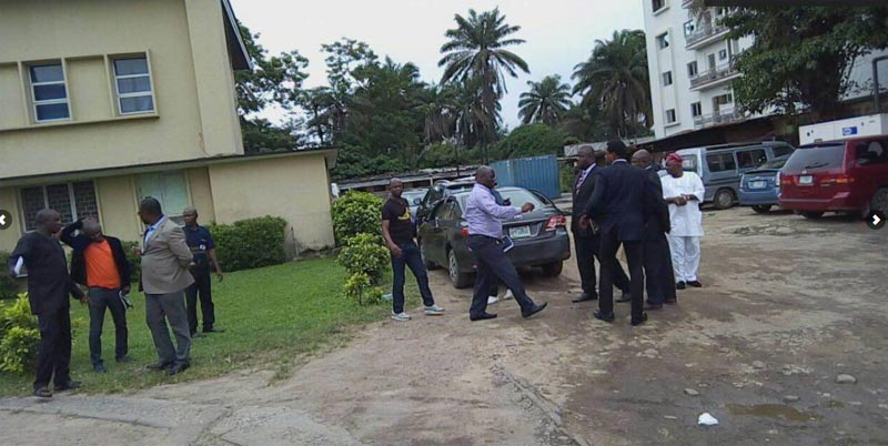 First Bank MD, 3 others arrested for forgery