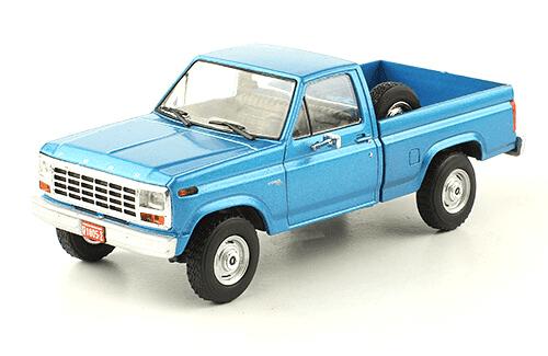 Ford F-100 1982 1:43, autos inolvidables argentinos 80 90
