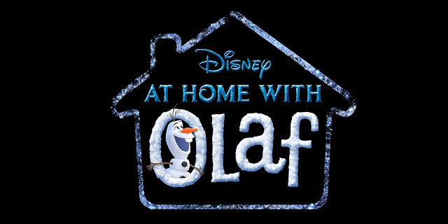 #DisneyMagicMoments, 《At Home With Olaf》動畫短片與您分享奇妙時光, Frozen, Disney Frozen