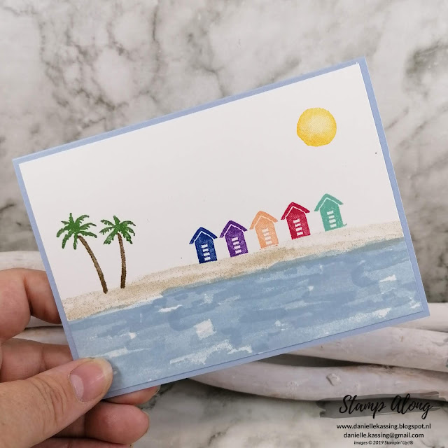 Stampin' Up! Waterfront