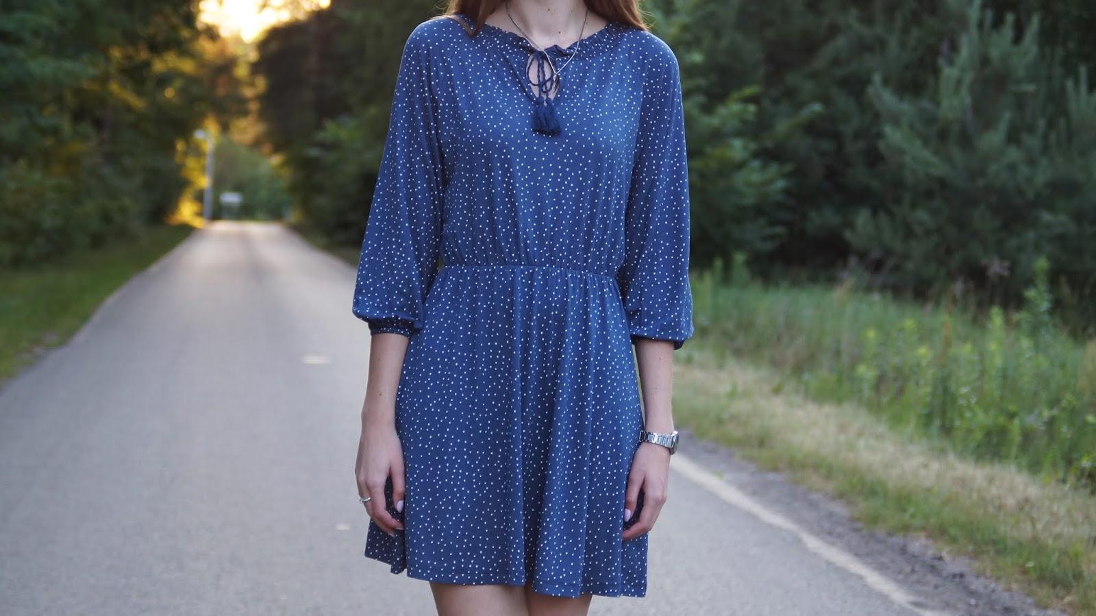Przegląd sukienek z Bonprix - Romantyczne Boho