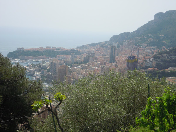Roadtrip Monte-Carlo/Paris (part 1)