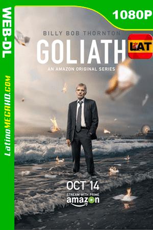 Goliath: Poder y debilidad (Serie de TV) Temporada 1 (2016) Latino HD WEB-DL 1080P ()