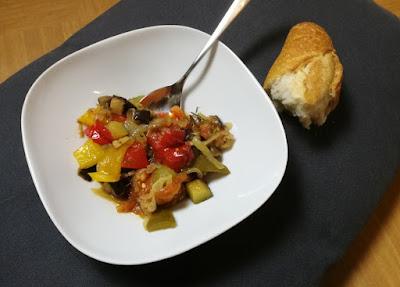 Klassische Ratatouille; Rezept für Ratatouille; Johann Lafer Ratatouille