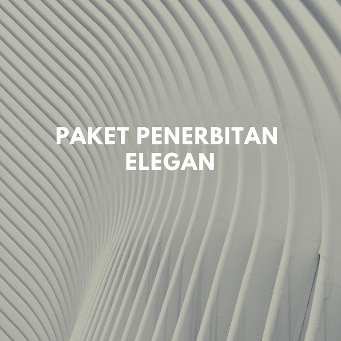 Paket Penerbitan Elegan(Rp 1.000.000,00)