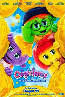 Poster do filme Os OOgieloves e a Aventura no Grande Balão
