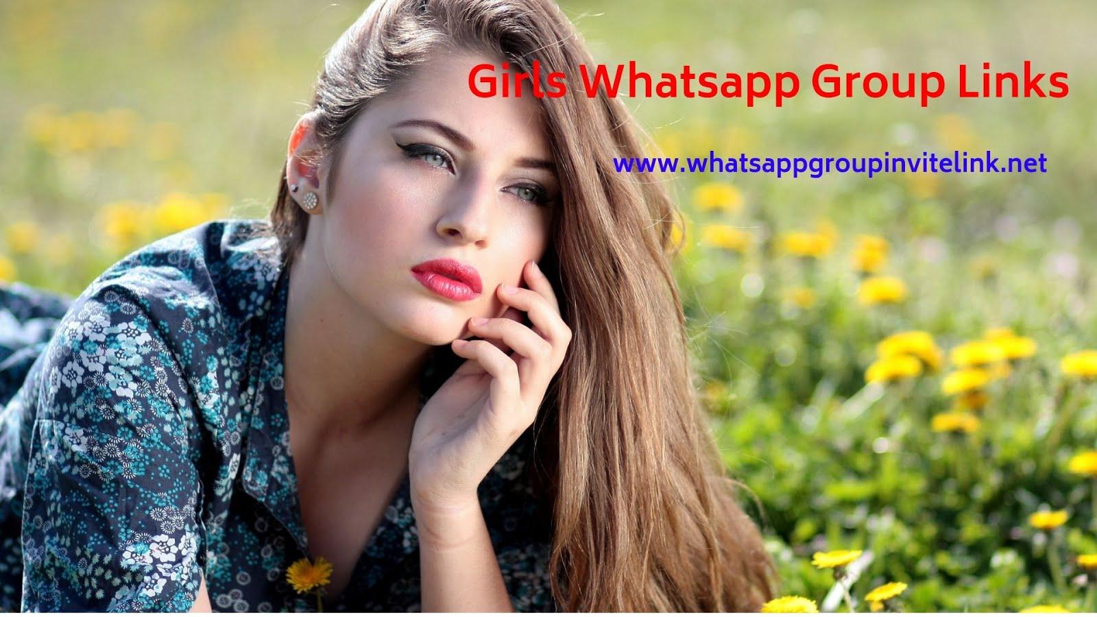 Whatsapp Group Invite Links: Girls Whatsapp Group Links