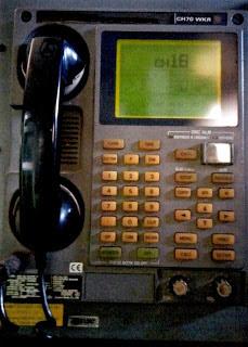 radio komunikasi vhf
