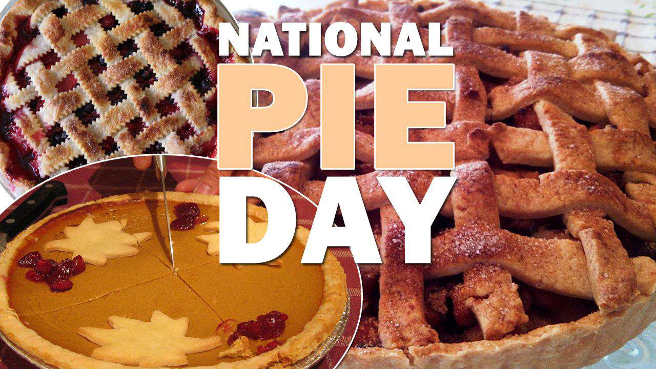 National Pie Day Wishes