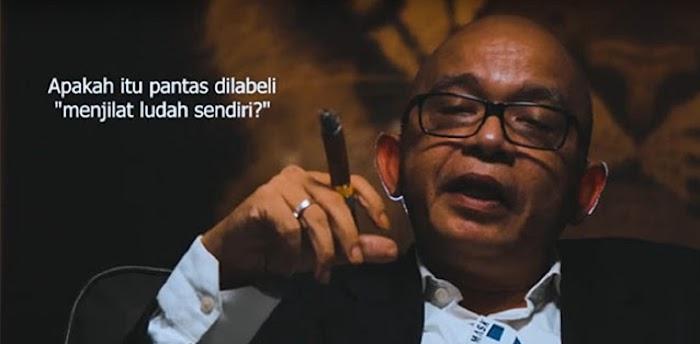 Debat Utang Berakhir Antiklimaks, Don Adam Unggah Teaser Rizal Ramli Menang WO Atas LBP
