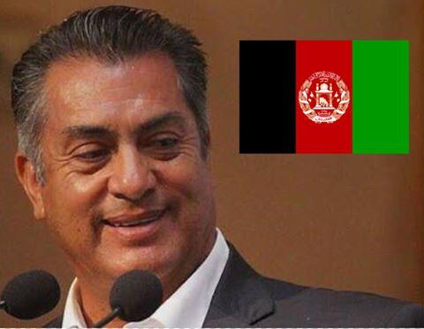 Afganistán busca al Bronco para que los gobierne.