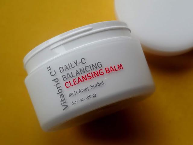Vitabrid C12 Daily-C Balancing Cleansing Balm