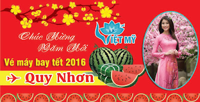 Vé máy bay tết Dương lịch đi Quy Nhơn 2016