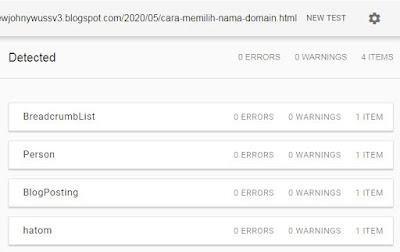 Schema Markup NJW V3.1