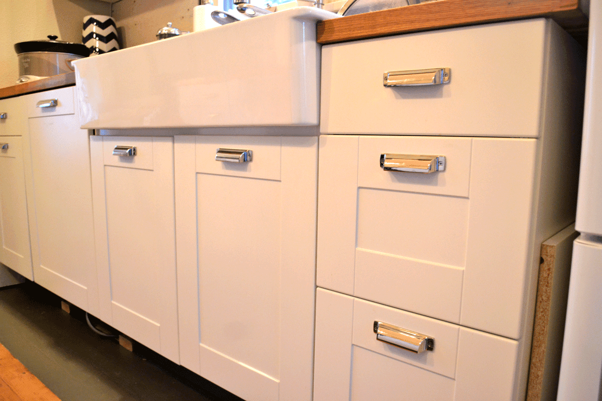 a home in the making: {renovate} kitchen cabinets ...