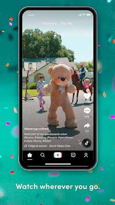 TikTok Mod Apk For Android