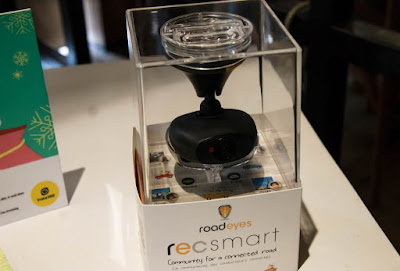 RoadEyes recsmart Dashboard Camera