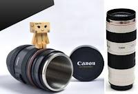 Jual Gelas - MUG Lensa Kamera DSLR