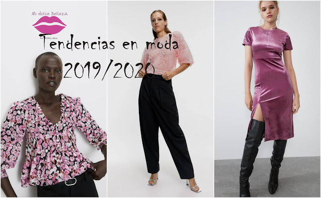 tendencias en moda 2019 2020