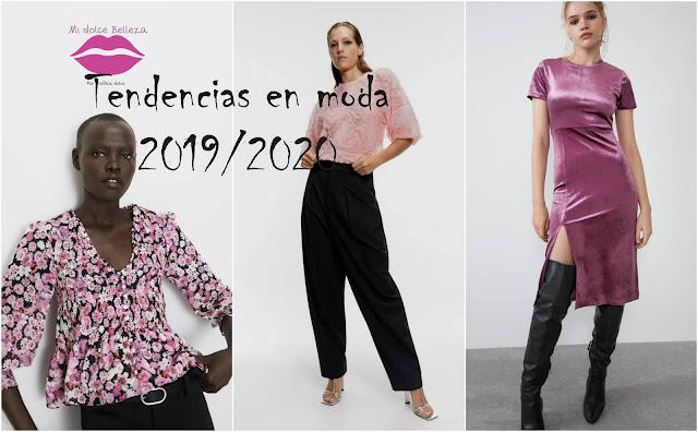 tendencias en moda 2019 2020