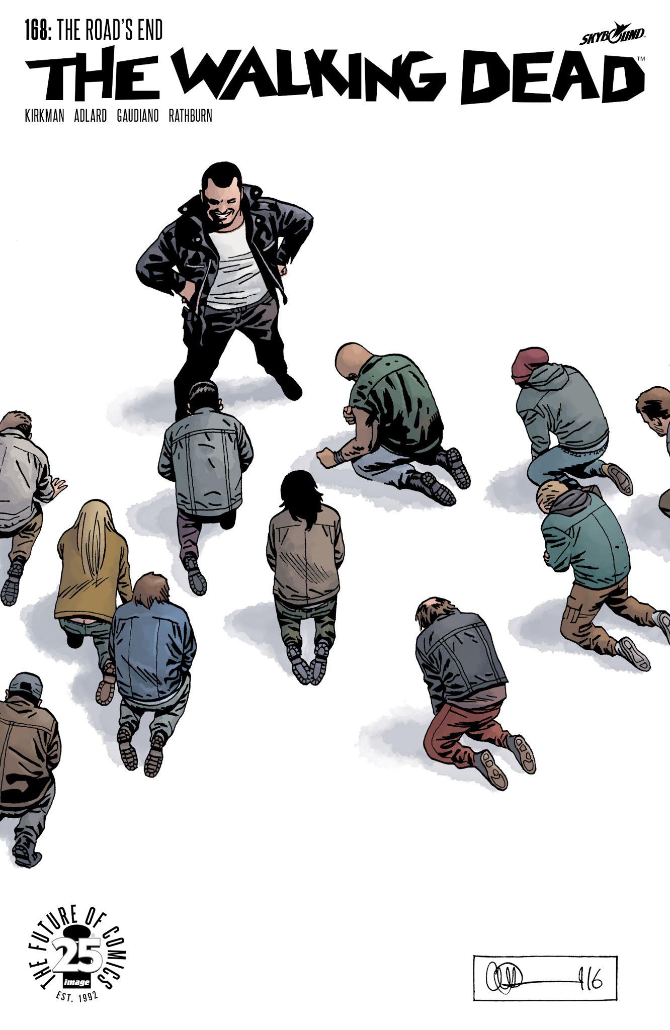 The Walking Dead-ตอนที่ 168
