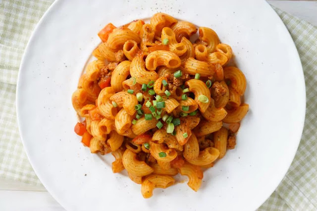 Veg Macaroni Recipe in Hindi